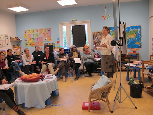 Formation professionnelle Montessori 0-3 ans
