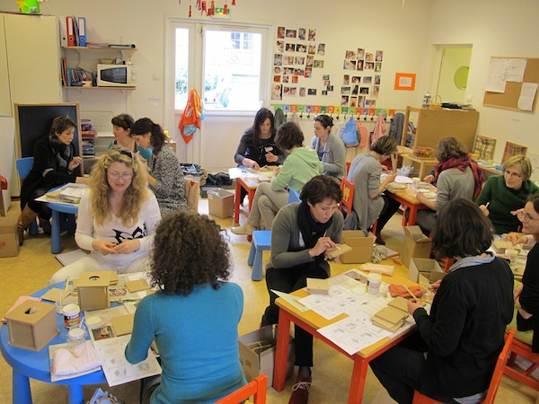 Formation professionnelle Montessori