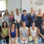 Formation Montessori, Avignon, été 2013