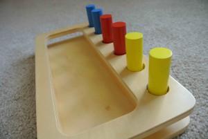 plateau et cylindres