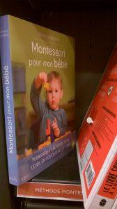 Nouveau Livre Montessori Pour Les Bebes Chez Le Libraire
